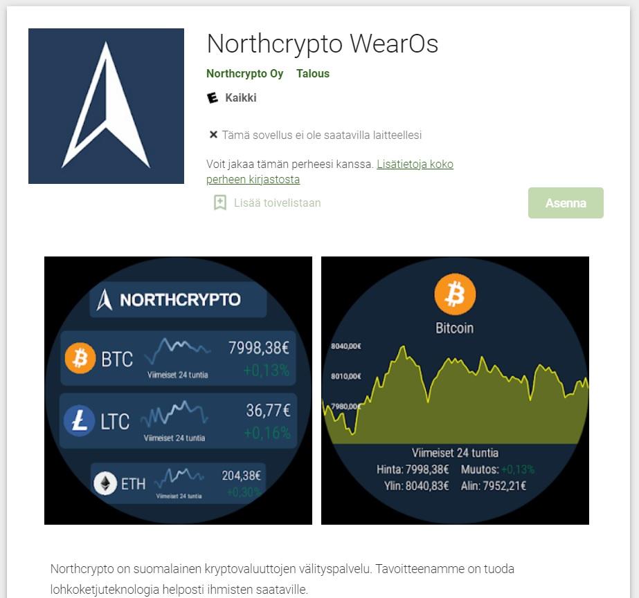 northcrypto appi